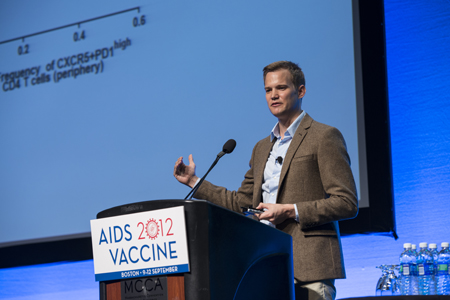 AIDS Vaccine Conference 2012